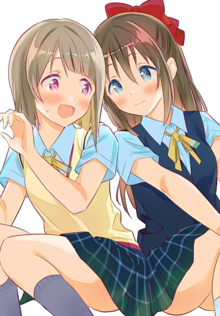nakasu kasumi love live19 - 【ラブライブ!】中須かすみちゃんのエロ画像:イラスト