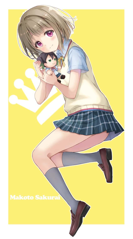 nakasu kasumi love live27 - 【ラブライブ!】中須かすみちゃんのエロ画像:イラスト