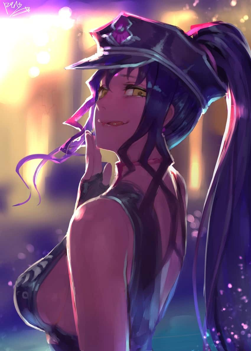 sesshouin kiara lily fate162 - 【Fate/Grand Order】殺生院キアラ(リリィ)のエロ画像:イラスト その5
