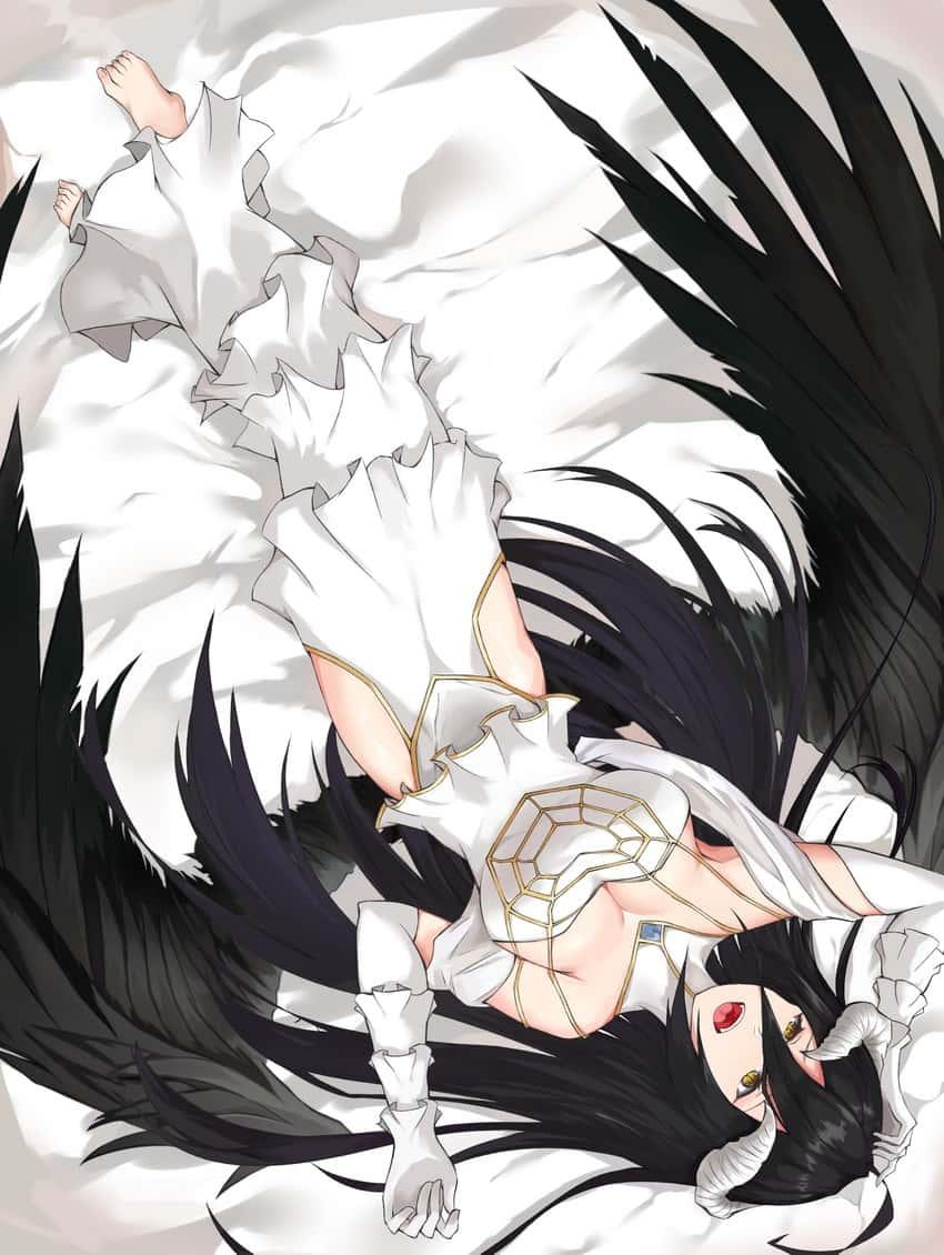 albedo overlord124 - 【オーバーロード】アルベドのエロ画像:イラスト その4