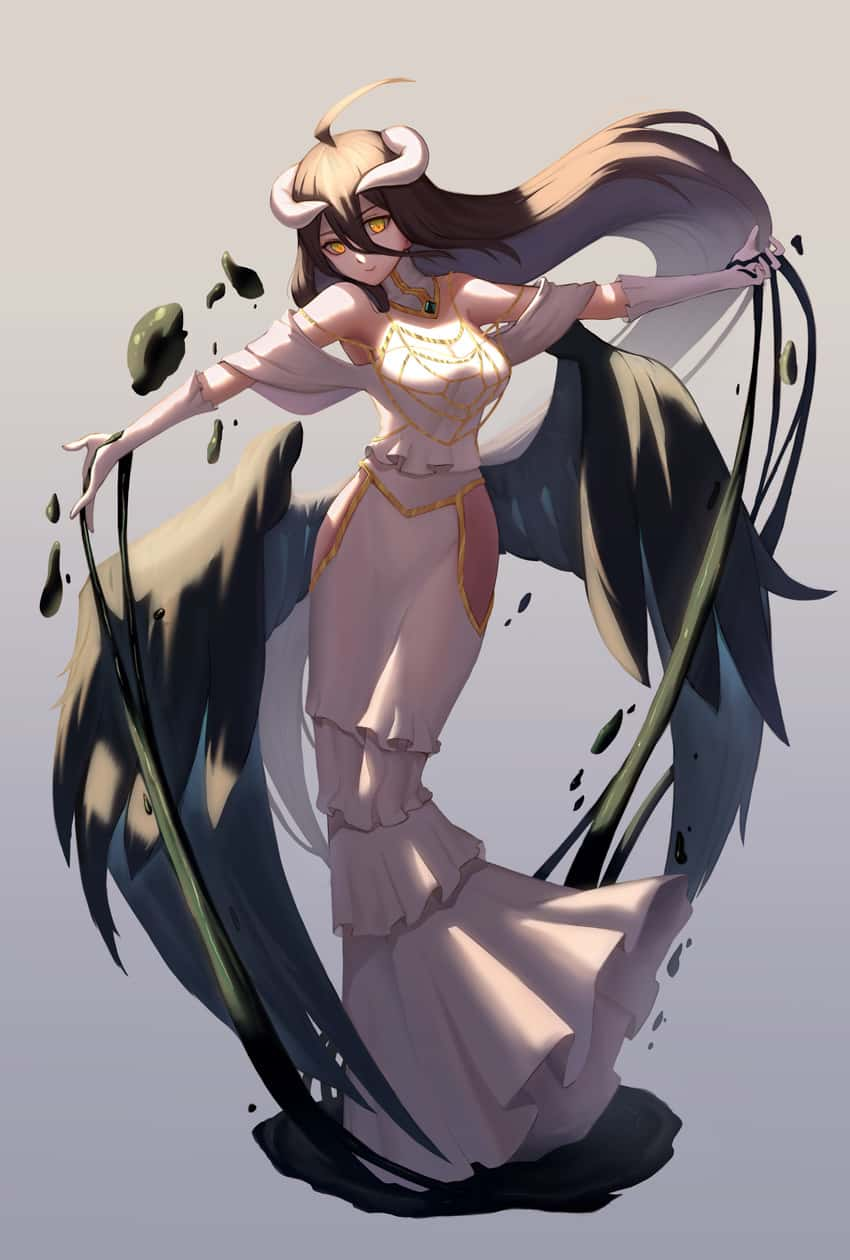 albedo overlord129 - 【オーバーロード】アルベドのエロ画像:イラスト その4