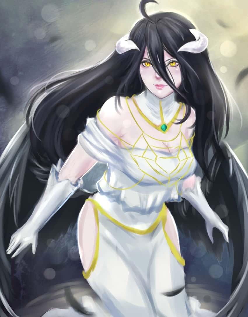 albedo overlord170 - 【オーバーロード】アルベドのエロ画像:イラスト その5