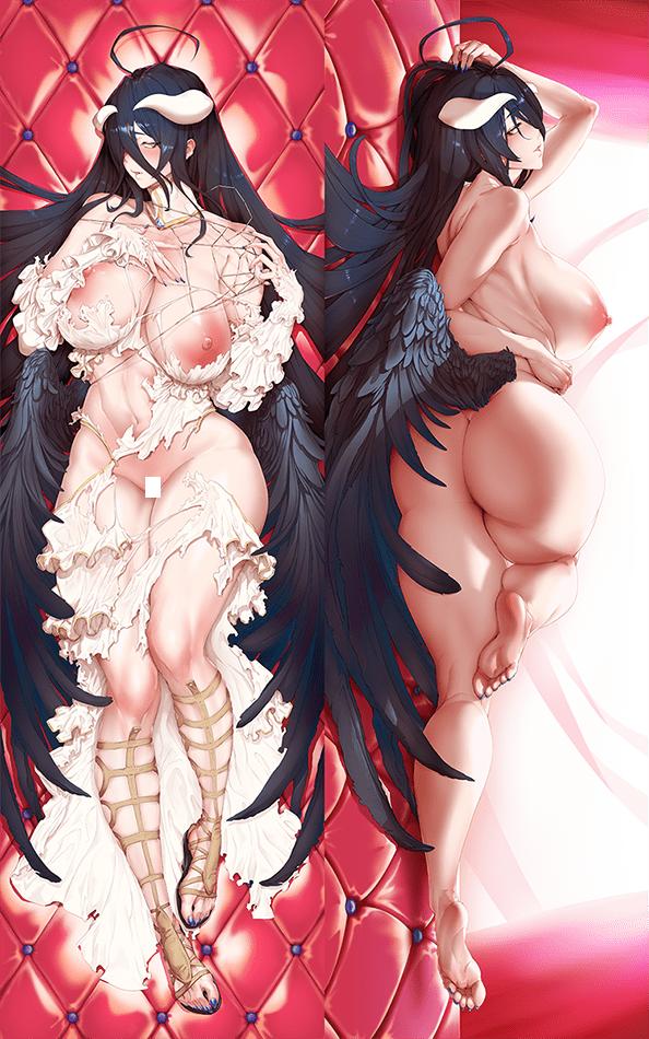 albedo overlord172 - 【オーバーロード】アルベドのエロ画像:イラスト その5