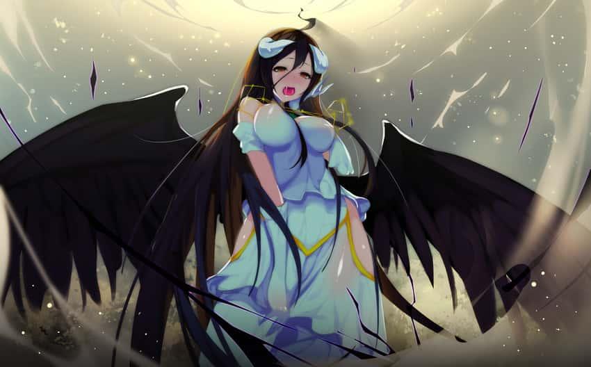albedo overlord181 - 【オーバーロード】アルベドのエロ画像:イラスト その6