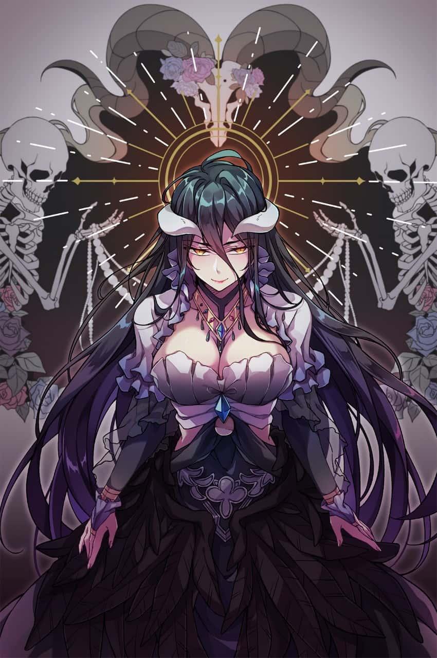 albedo overlord183 - 【オーバーロード】アルベドのエロ画像:イラスト その6