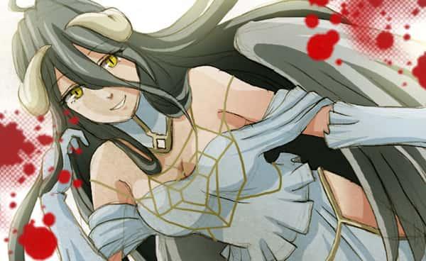 albedo overlord185 - 【オーバーロード】アルベドのエロ画像:イラスト その6