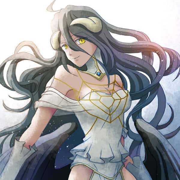 albedo overlord186 - 【オーバーロード】アルベドのエロ画像:イラスト その6