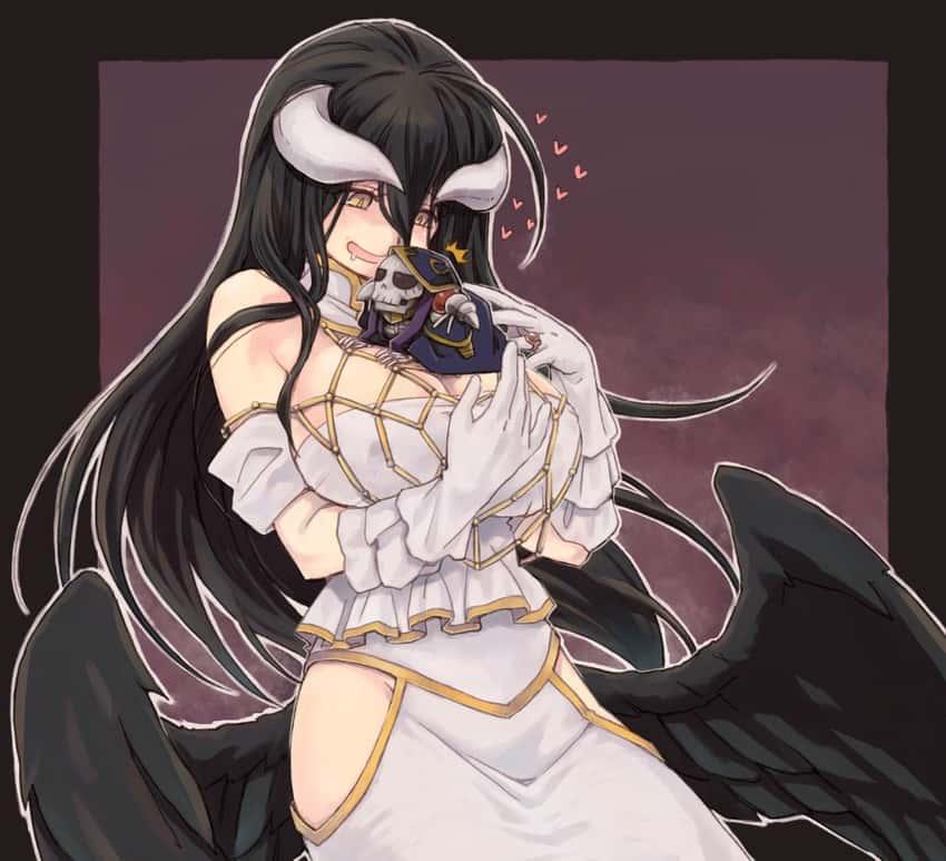 albedo overlord23 - 【オーバーロード】アルベドのエロ画像:イラスト