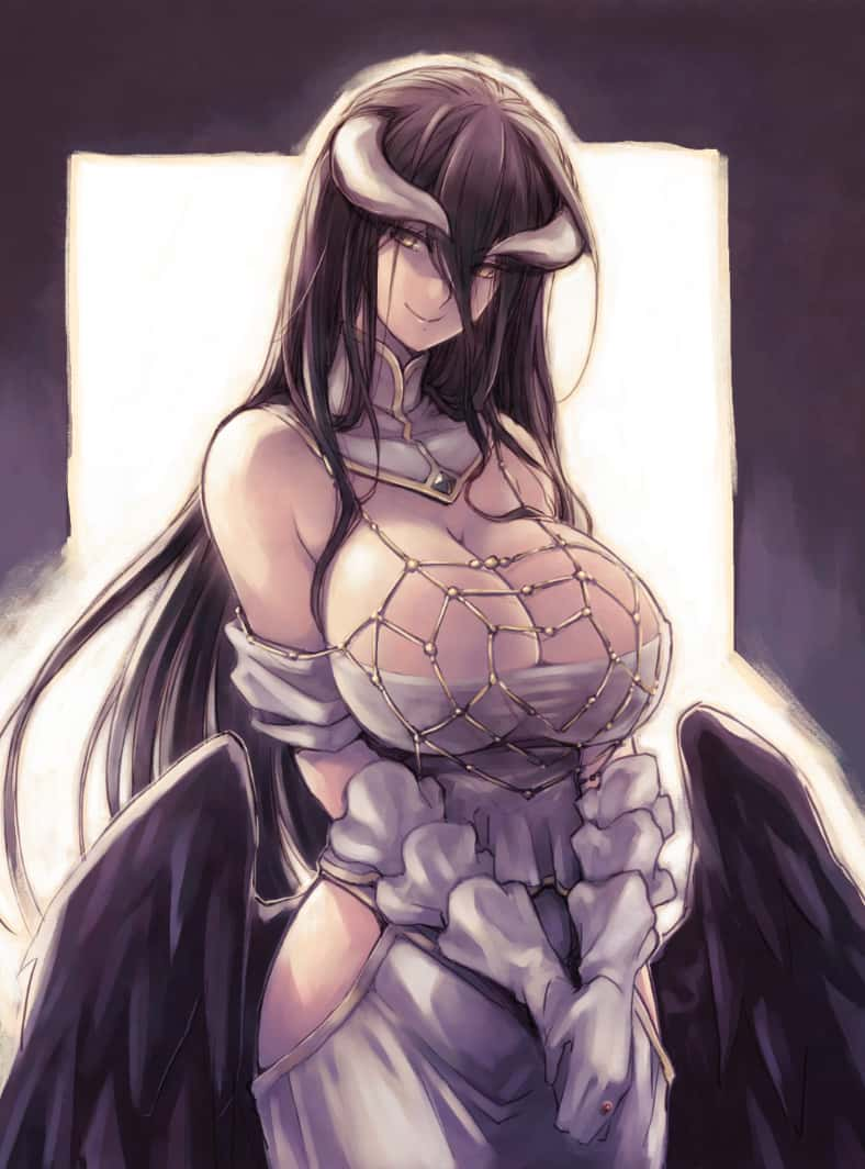 albedo overlord230 - 【オーバーロード】アルベドのエロ画像:イラスト その7