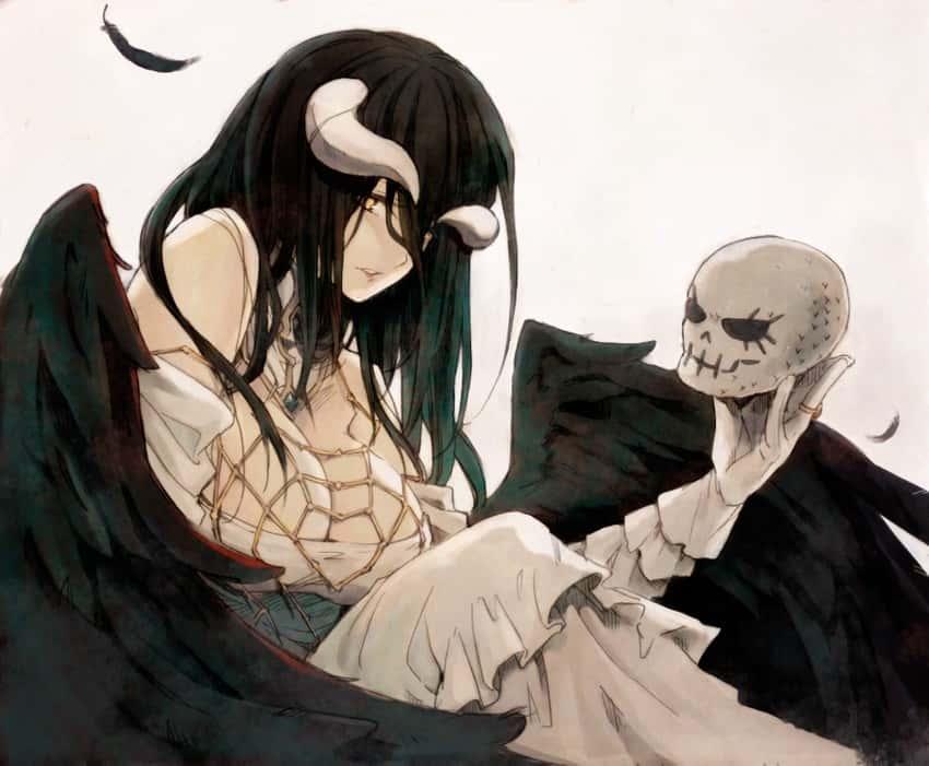 albedo overlord232 - 【オーバーロード】アルベドのエロ画像:イラスト その7