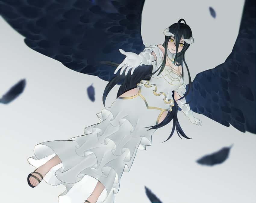 albedo overlord238 - 【オーバーロード】アルベドのエロ画像:イラスト その7