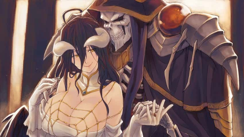 albedo overlord25 - 【オーバーロード】アルベドのエロ画像:イラスト