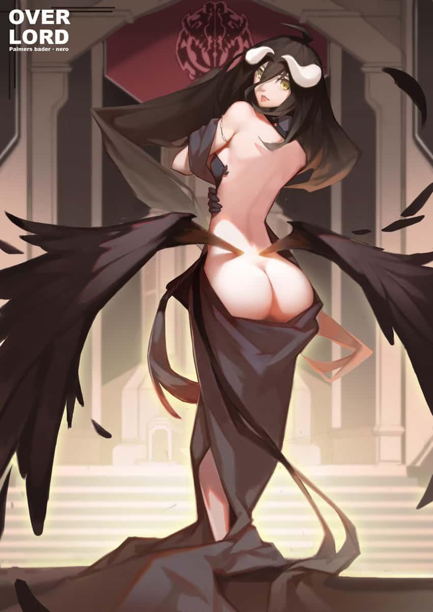 albedo overlord263 - 【オーバーロード】アルベドのエロ画像:イラスト その8