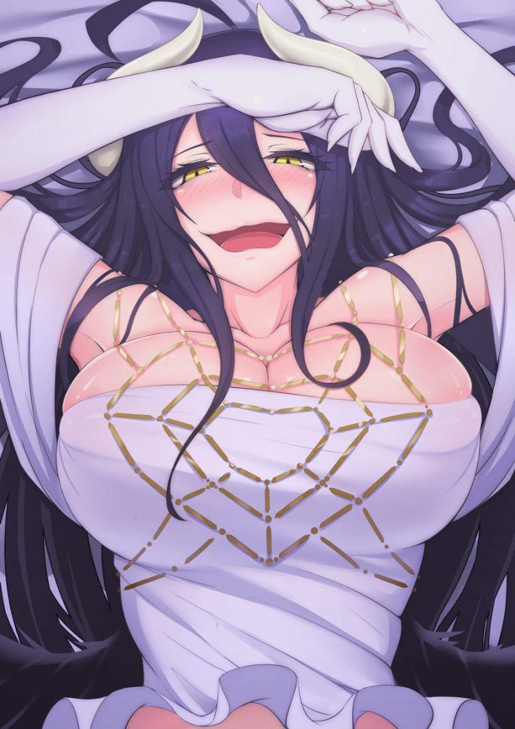 albedo overlord266 - 【オーバーロード】アルベドのエロ画像:イラスト その8
