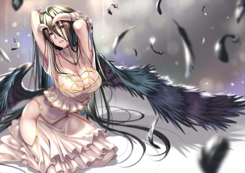 albedo overlord282 - 【オーバーロード】アルベドのエロ画像:イラスト その8