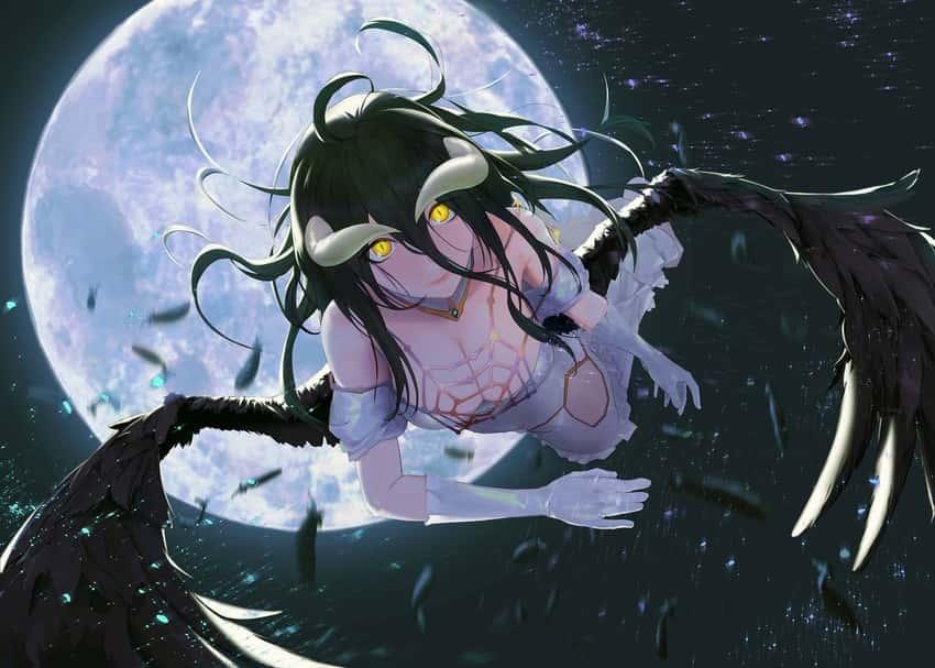 albedo overlord283 - 【オーバーロード】アルベドのエロ画像:イラスト その8
