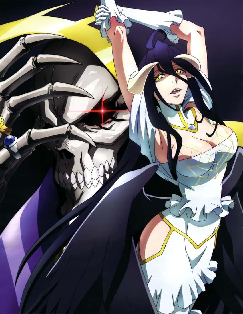 albedo overlord3 - 【オーバーロード】アルベドのエロ画像:イラスト