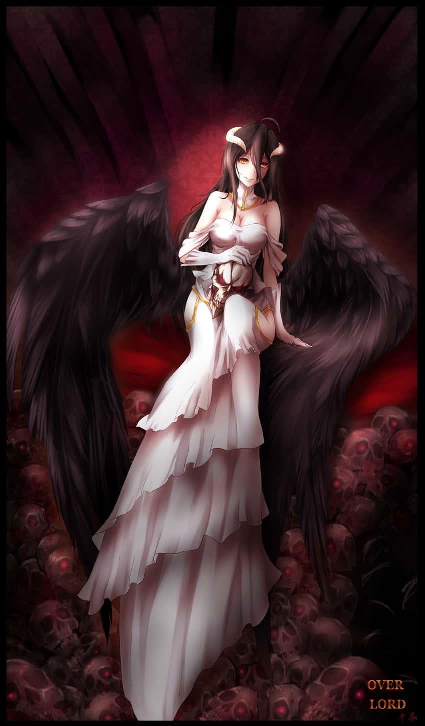 albedo overlord312 - 【オーバーロード】アルベドのエロ画像:イラスト その9
