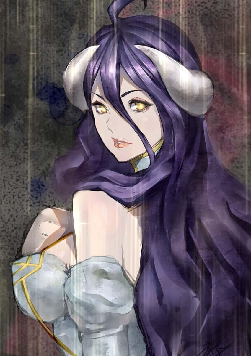albedo overlord317 - 【オーバーロード】アルベドのエロ画像:イラスト その9