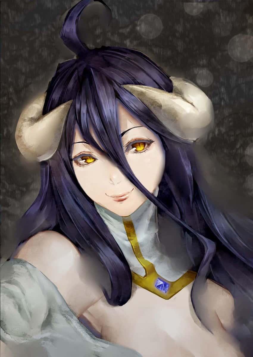 albedo overlord319 - 【オーバーロード】アルベドのエロ画像:イラスト その9