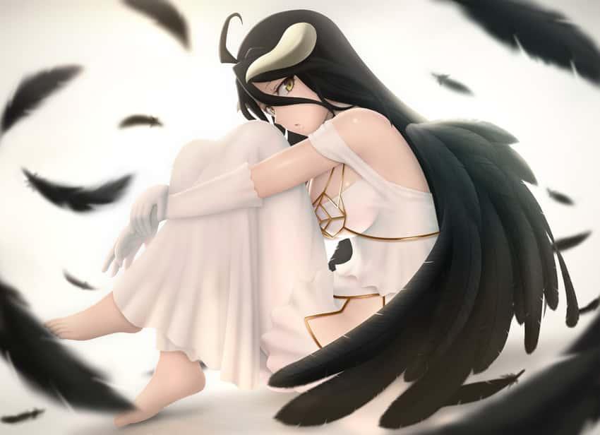 albedo overlord325 - 【オーバーロード】アルベドのエロ画像:イラスト その10