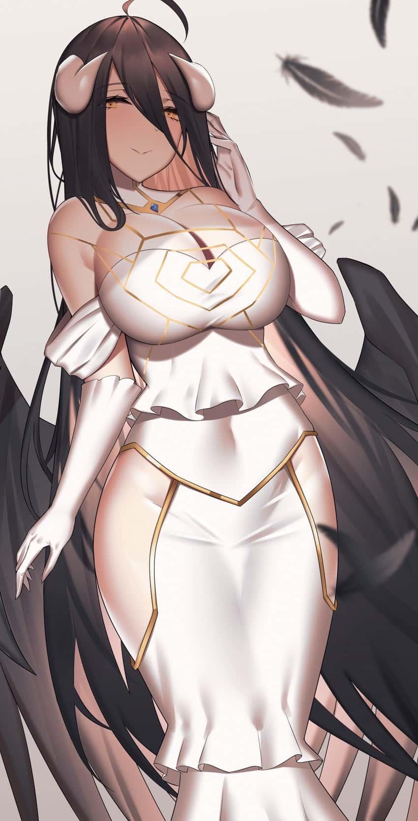 albedo overlord328 - 【オーバーロード】アルベドのエロ画像:イラスト その10
