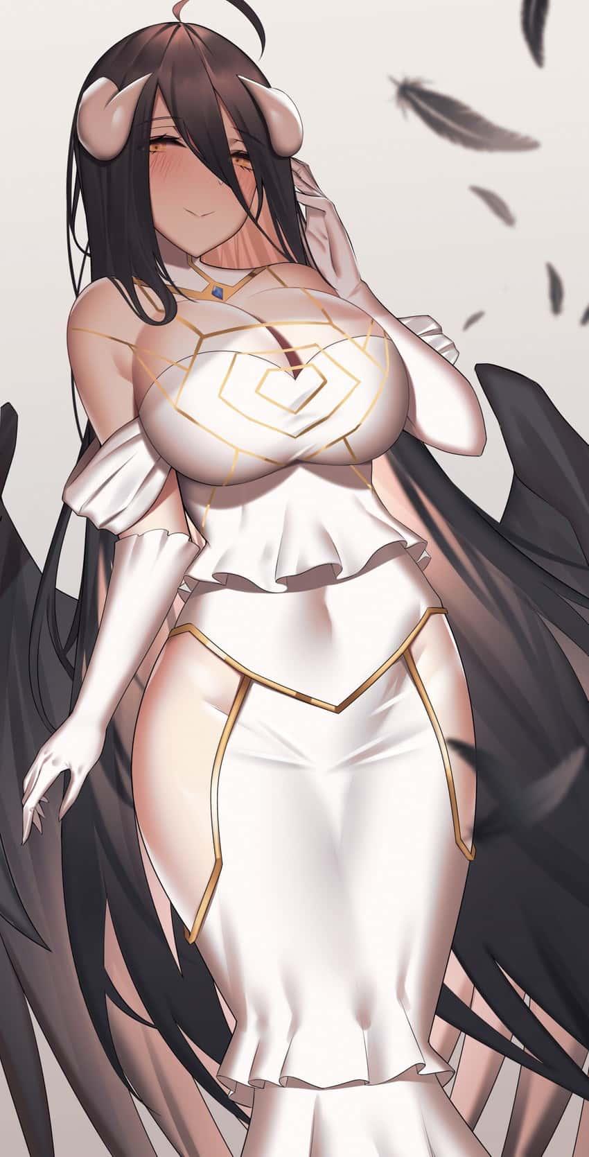 albedo overlord330 - 【オーバーロード】アルベドのエロ画像:イラスト その10