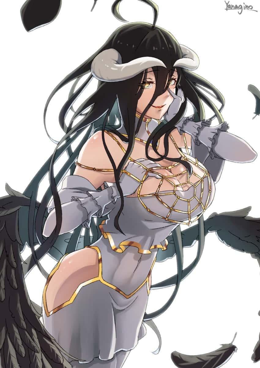 albedo overlord339 - 【オーバーロード】アルベドのエロ画像:イラスト その10