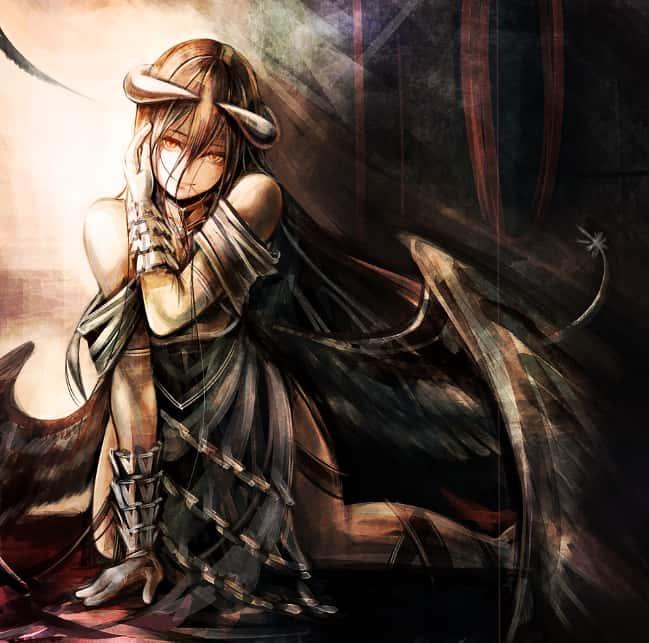 albedo overlord343 - 【オーバーロード】アルベドのエロ画像:イラスト その10