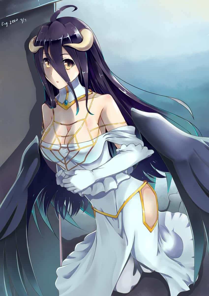 albedo overlord357 - 【オーバーロード】アルベドのエロ画像:イラスト その11