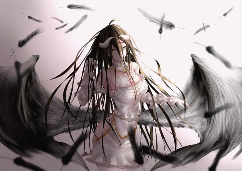 albedo overlord364 - 【オーバーロード】アルベドのエロ画像:イラスト その11