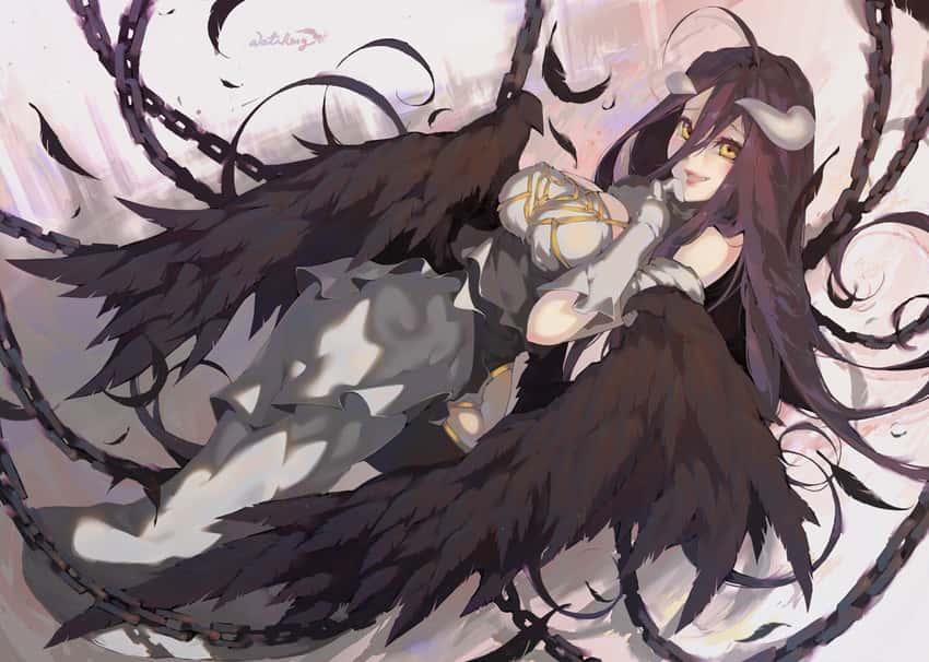 albedo overlord372 - 【オーバーロード】アルベドのエロ画像:イラスト その11