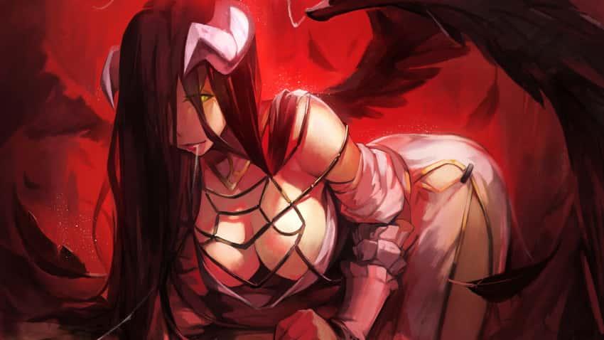 albedo overlord373 - 【オーバーロード】アルベドのエロ画像:イラスト その11