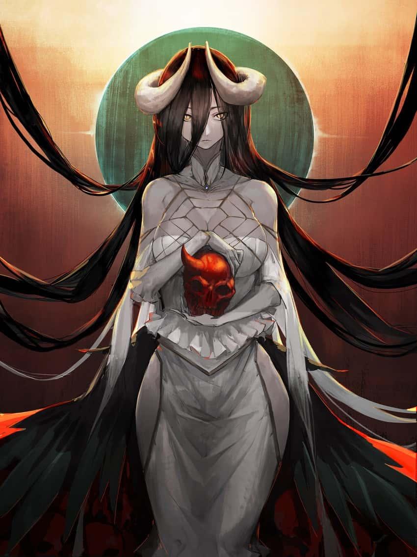 albedo overlord87 - 【オーバーロード】アルベドのエロ画像:イラスト その3