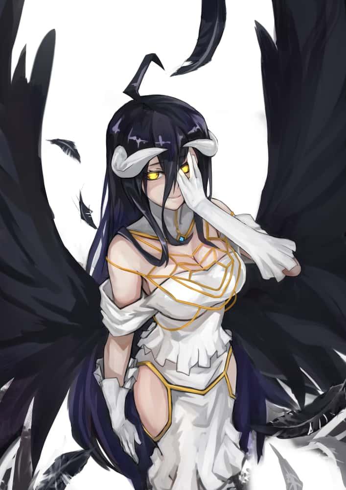 albedo overlord93 - 【オーバーロード】アルベドのエロ画像:イラスト その3