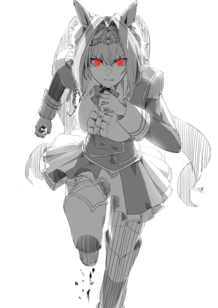 daiwa scarlet umamusume9 - 【ウマ娘】ダイワ スカーレットちゃんのエロ画像:イラスト