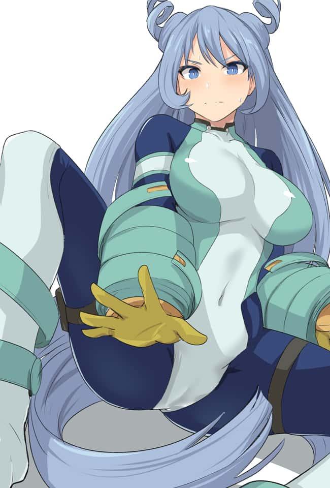 hadou nejire boku no hero academia74 - 【僕のヒーローアカデミア】波動ねじれちゃんのエロ画像:イラスト その2
