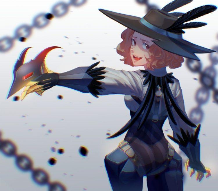okumura haru persona56 - 【ペルソナ5】奥村春(おくむらはる)のエロ画像:イラスト その2