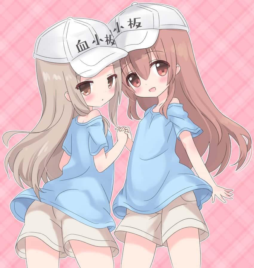 platelet hataraku saibou127 - 【はたらく細胞BLACK】血小板ちゃんのエロ画像:イラスト その4