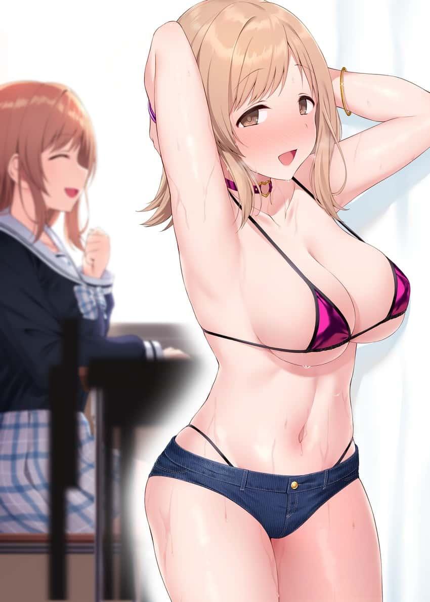 sakuragi mano idolmaster225 - 【アイドルマスター】櫻木真乃ちゃんのエロ画像:イラスト その7