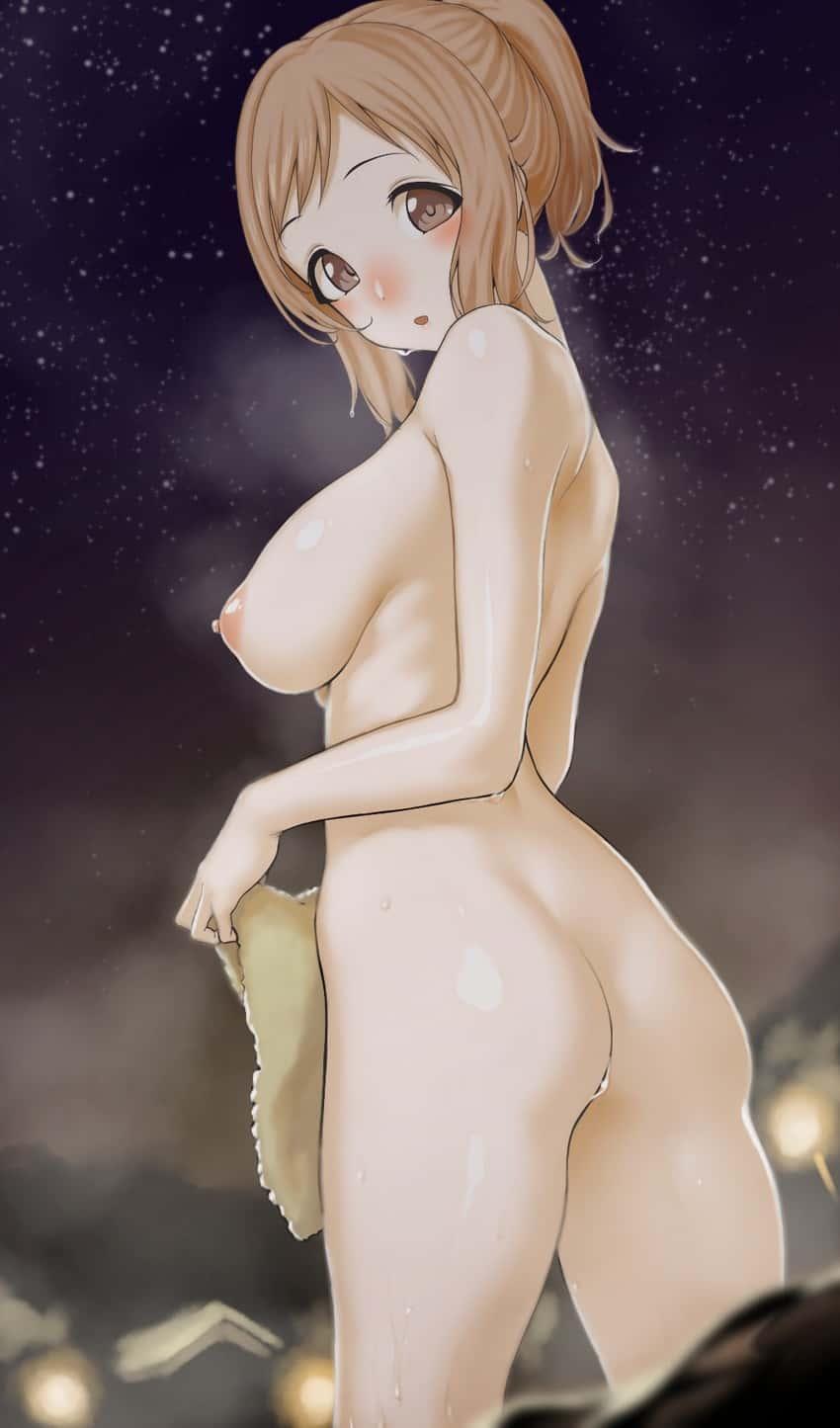 sakuragi mano idolmaster70 - 【アイドルマスター】櫻木真乃ちゃんのエロ画像:イラスト その2
