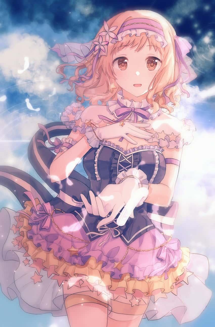 sakuragi mano idolmaster73 - 【アイドルマスター】櫻木真乃ちゃんのエロ画像:イラスト その2