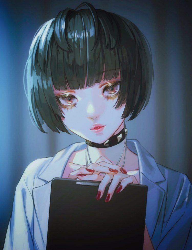 takemi tae persona128 - 【ペルソナ5】武見妙(たけみたえ)のエロ画像:イラスト その4