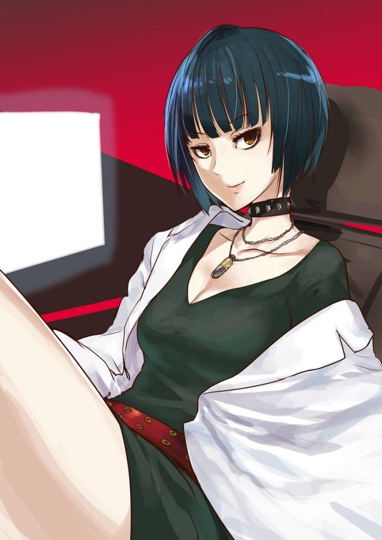 takemi tae persona34 - 【ペルソナ5】武見妙(たけみたえ)のエロ画像:イラスト
