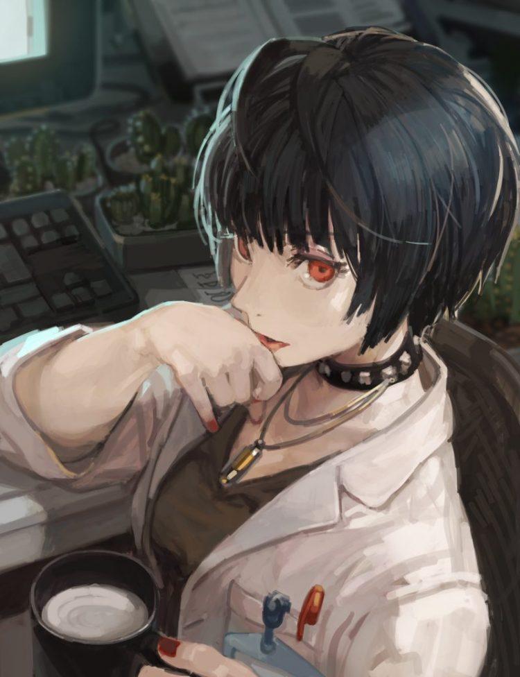 takemi tae persona43 - 【ペルソナ5】武見妙(たけみたえ)のエロ画像:イラスト
