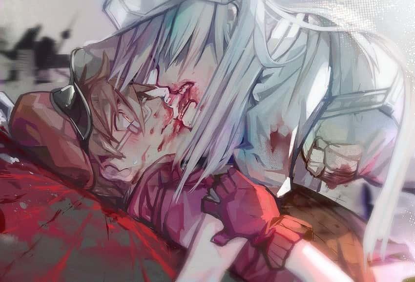 white blood cell and u 1196 hataraku saibou86 - 【はたらく細胞BLACK】白血球さんのエロ画像:イラスト その3
