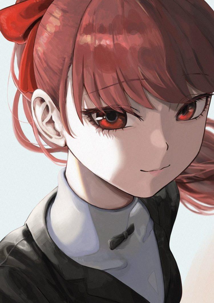 yoshizawa kasumi persona142 - 【ペルソナ5ザ・ロイヤル】芳澤かすみちゃんのエロ画像:イラスト その4