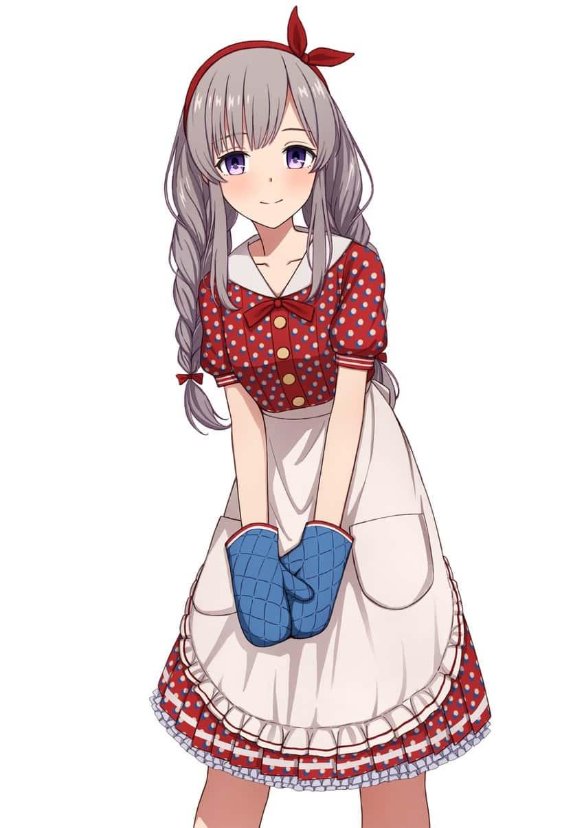 yuukoku kiriko idolmaster215 - 【アイマス】幽谷霧子 (ゆうこくきりこ)ちゃんのエロ画像:イラスト その6