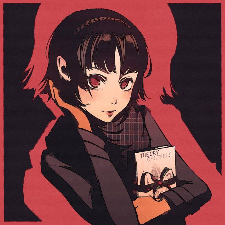 niijima makoto persona284 - 【ペルソナ5】新島真(にいじままこと)のエロ画像:イラスト その8