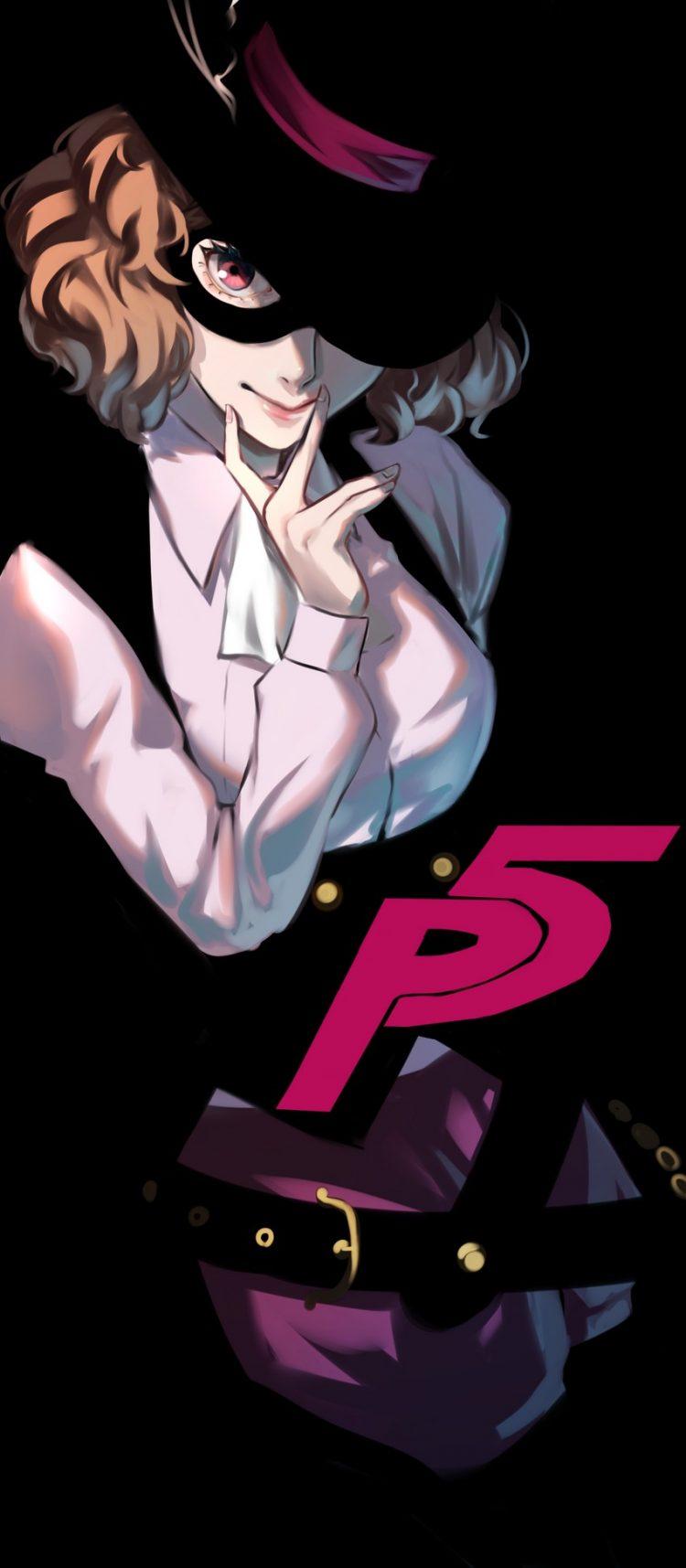 okumura haru persona153 - 【ペルソナ5】奥村春(おくむらはる)のエロ画像:イラスト その4